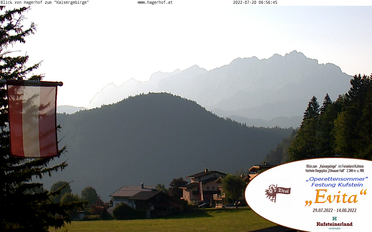 Webcam Tirol Austria Europe Ski area Wilder Kaiser Kufstein
